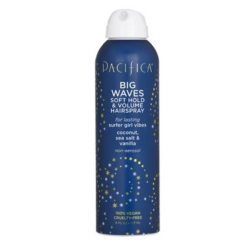 Pacifica Big Waves Soft Hold Volume Hairspray