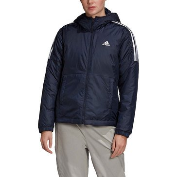 adidas Women's ESS INS Hooded Jacket