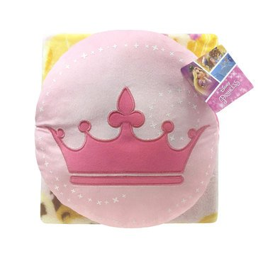 Princess Nogginz Travel Blanket and Pillow Set