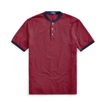Polo Ralph Lauren Knit Henley Featherweight Mesh French