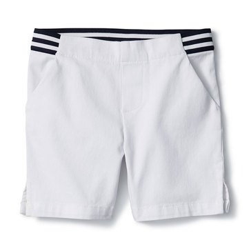 Liberty & Valor Little Girls' Pull-On Shorts