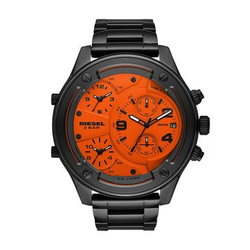 Diesel Boltdown Chronograph Men's Stainless Bracelet watch
