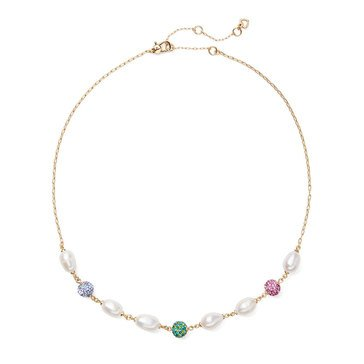 Kate Spade Pearl Power Multi Necklace