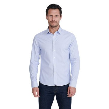 UNTUCKit Men's Wrinkle-Free Bordeaux Shirt