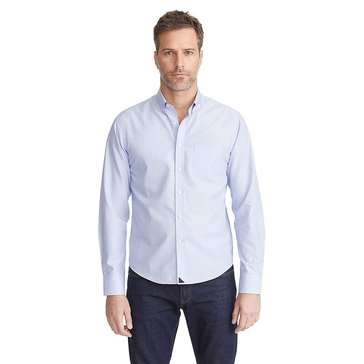 UNTUCKit Men's Wrinkle-Free Hillside Select Shirt