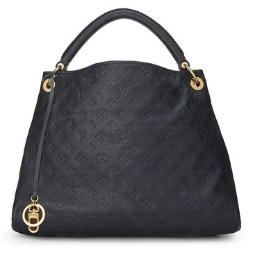Louis Vuitton Navy Empreinte Artsy MM
