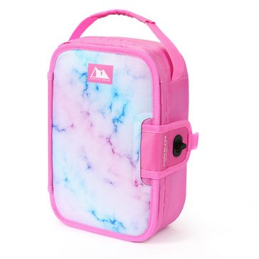 Arctic Zone Kids Zipperless Lunch Pack, Marble