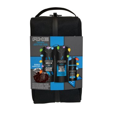 Axe Phoenix Moisturizing Body Wash Shower Bag Set