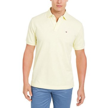 Tommy Hilfiger Short Sleeve Polo Pique Solid April