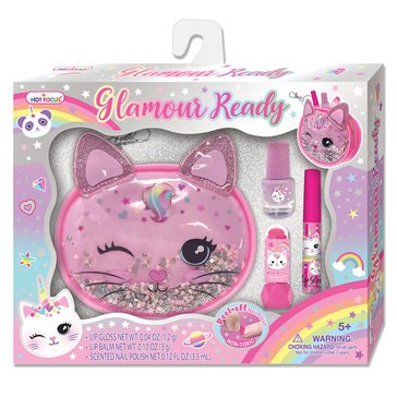 Hot Focus Glamour Ready Caticorn Holiday Gift Pack