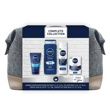 Nivea Men's Gift Set w/ Free Bag