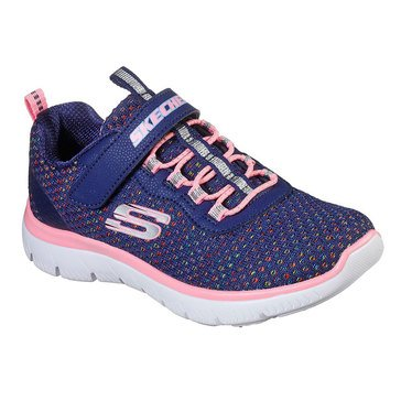 Skechers Kids Little Girls' Summits Sneaker