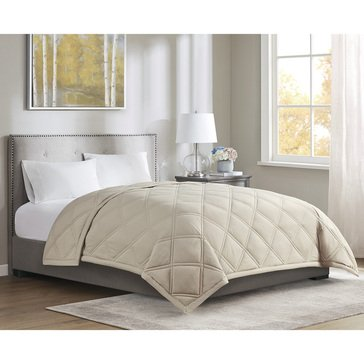 Harbor Home Down Alternative Quilted Blanket