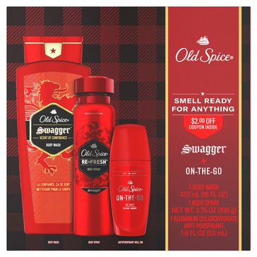 Old Spice Swagger Holiday Pack Set