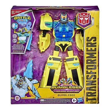 Transformers CYB Battle Call Officer Bumble Bee