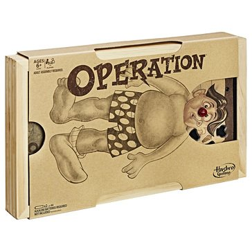 Operation Rustic Edition Game