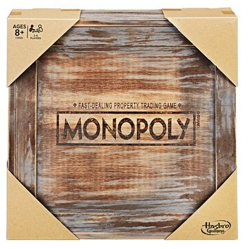 Monopoly Rustic Edition Game