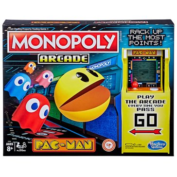 Monopoly Pacman Collector's Edition