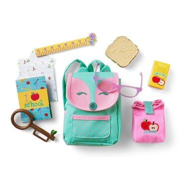 WW Ready to Learn Backpack and Lunch Set