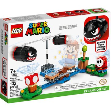 LEGO Super Mario Boomer Bill Barrage Expansion Set ( 71366)