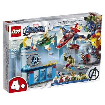 LEGO Super Heroes Avengers Wrath of Loki (76152)
