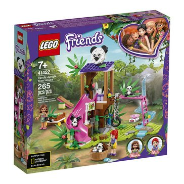 LEGO Friends Panda Jungle Tree House (41422)