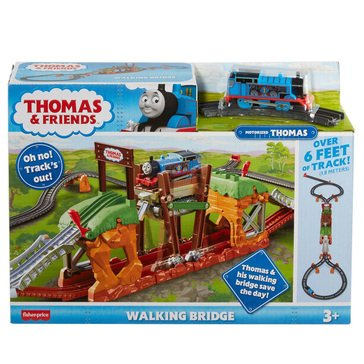 Thomas & Friends Walking Bridge Content Driver Playset