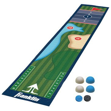 Franklin Golf Pay Mat with Soft Grip Bottom