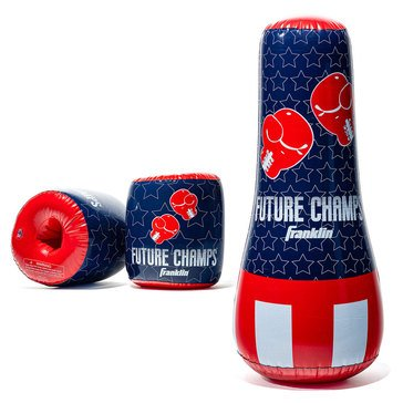 Franklin Future Champs Punching Bag & Gloves