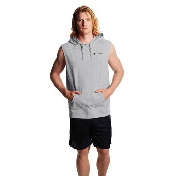 Champion Men's Middle Weight Sleeveless Hoodie