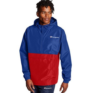 Champion Men's Packable Color Blocked Stadium Jacket