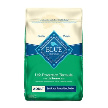 Blue Buffalo Life Protection Lamb & Brown Rice Adult Dog Food