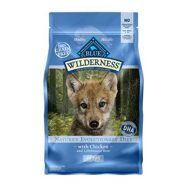 Blue Buffalo Wilderness Chicken Puppy Food