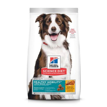 Hill's Science Diet Canine Adult Large Breed Healthy Mobility Dog Food