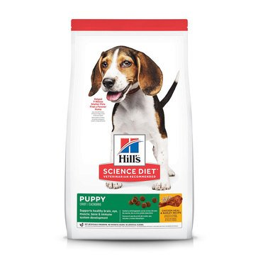 Hill's Science Diet Canine Puppy Chicken & Barley Dog Food