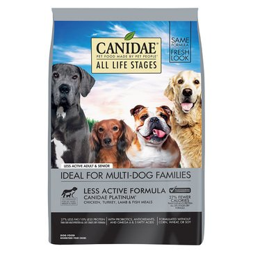Canidae Life Stages Platinum Adult Dog Food