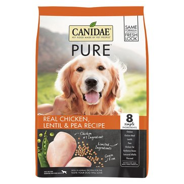 Canidae Pure Limited Ingredient Diet Chicken Adult Dog Food