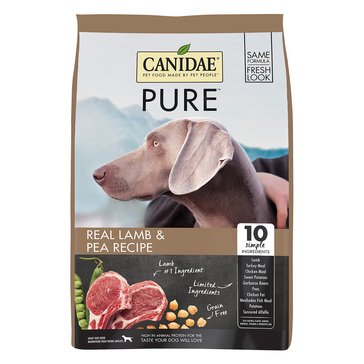 Canidae Pure Limited Ingredient Diet Lamb Adult Dog Food