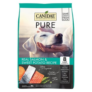 Canidae Pure Limited Ingredient Diet Salmon Adult Dog Food