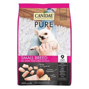 Canidae Pure Limited Ingredient Diet Small Breed Adult Dog Food