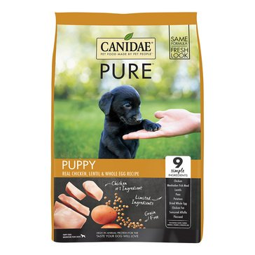 Canidae Pure Limited Ingredient Diet Puppy Dog Food