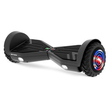 Jetson Tracer Hoverboard