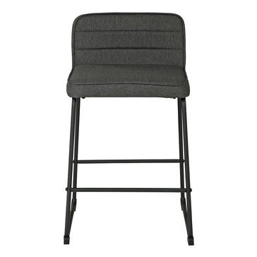 Signature Design by Ashley Nerison Counter Height Bar Stool