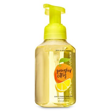 Bath and Body Works Tutti Fruity Foaming Soap - Sunwashed Citrus