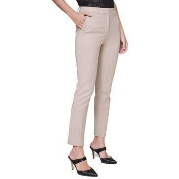 White House Black Market Womens Stretch Slim Ankle Pant