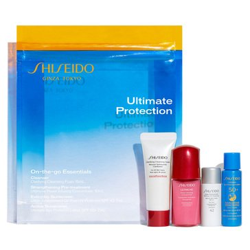 Shiseido Introduction To Sun Starter Set