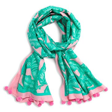 Vineyard Vines Women's Pompom Scarf