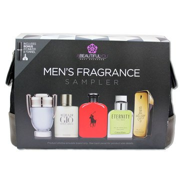 Men's Fragrance Sampler