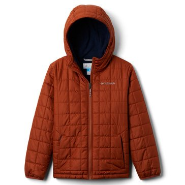 Columbia Boys' Rugged Ridge Sherpa Lined Jacket