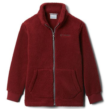 Columbia Boys' Rugged Ridge II Full Zip Sherpa